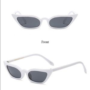 df799d04f9d Accessories - New Retro slim cat eye 90s sunglasses 😍
